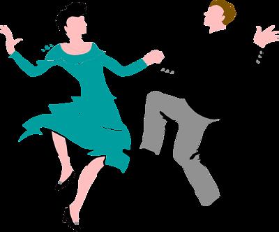 400x332 People Dancing Clip Art Free