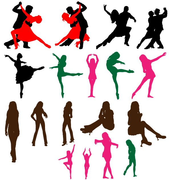 600x630 Best Dancing Couple Silhouette Ideas Silouette