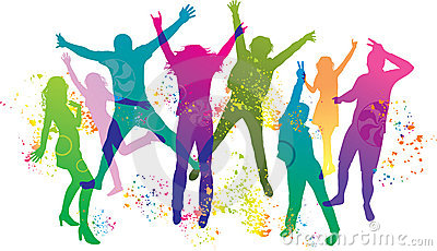 400x230 Dancing People Clipart