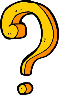 248x400 Question Mark Clipart