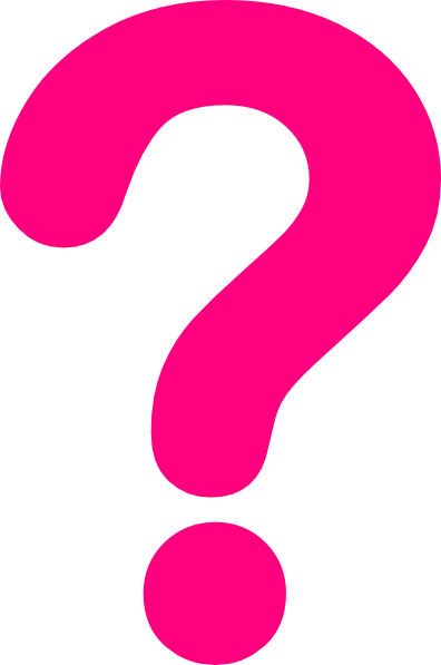 396x597 Question Mark Clipart