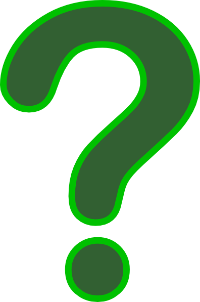 396x597 Animated Question Mark Clipart