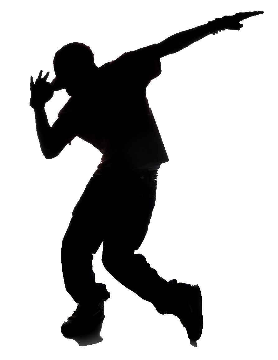 893x1157 Zumba Dancer Clipart Hip Hop Silhouette 1 Dancer Clipart