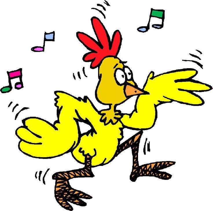 Dancing Turkey Clipart