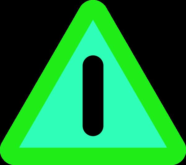 600x533 Caution Sign Warning Sign Danger Vector Clip Art