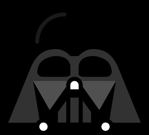 512x462 Darth Vader Clipart White Background