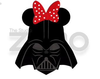 340x270 Darth Vader Clipart Etsy