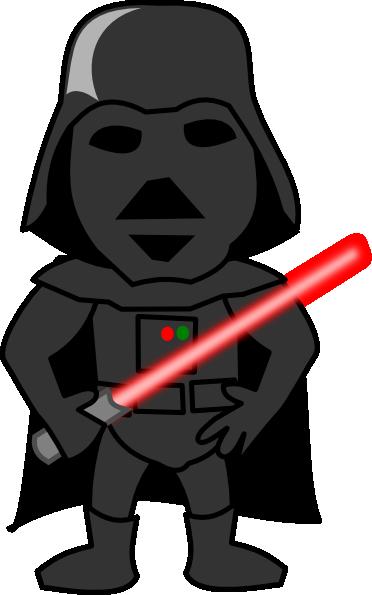 372x595 Darth Vader Comic Character Clip Art