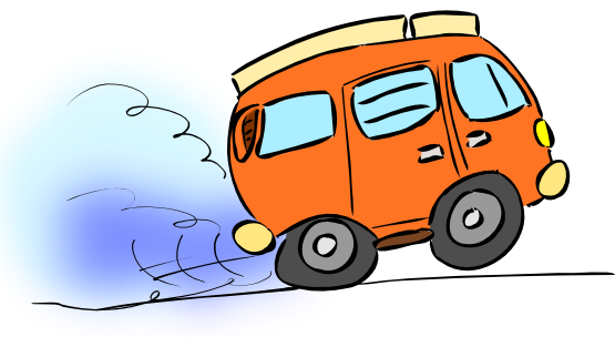 555x304 Vans Clipart Vehicle