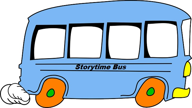 640x360 Bus Clipart Daycare