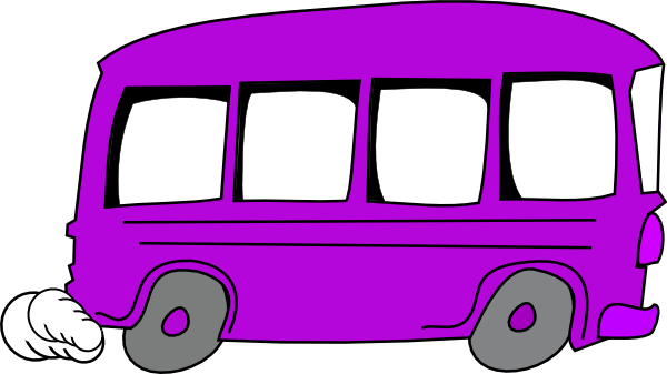 600x337 Bus Clipart Fun Bus