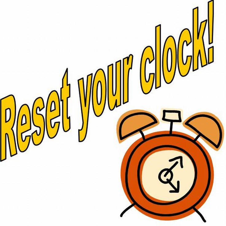 Daylight Savings Time Clipart | Free download on ClipArtMag