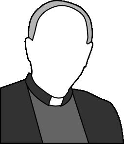 255x296 Priest Clip Art