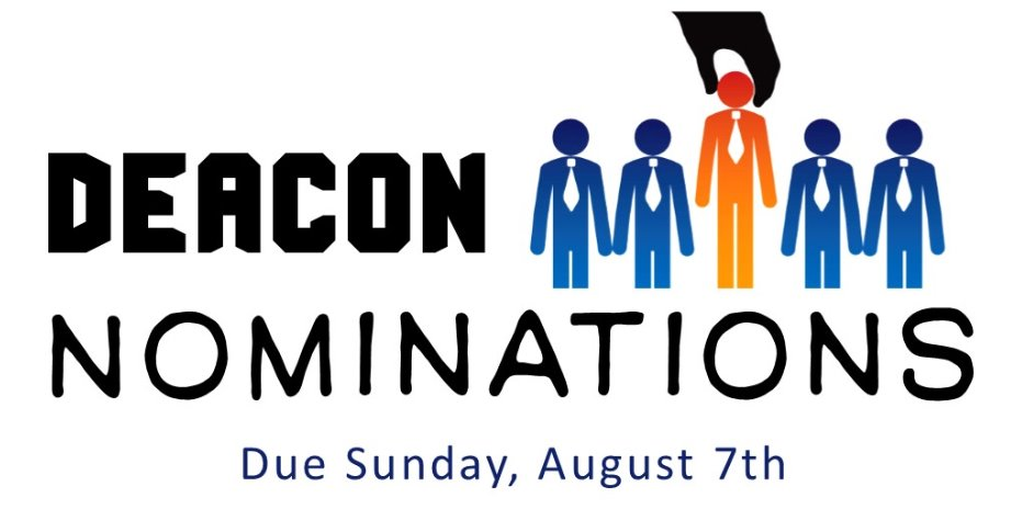 921x464 Meadow Grove Baptist Church Deacon Nominations