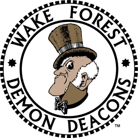 474x474 Wake Forest Demon Deacons Primary Logo