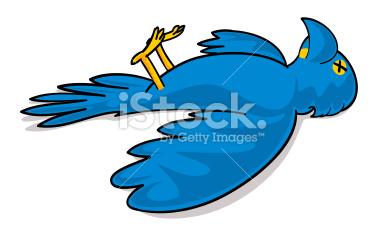 380x234 Dead Bird Clipart