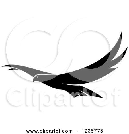 450x470 Dead Clipart Falcon