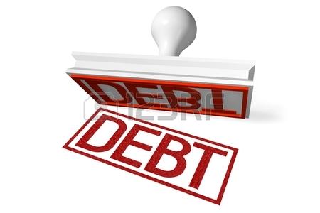 Debt Clipart