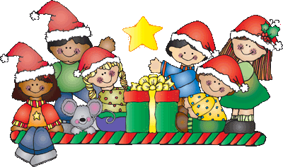 400x236 December Christmas Clip Art Free Clipart Images 2