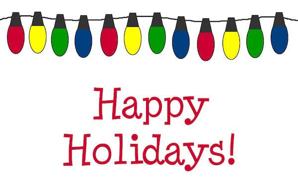600x366 Holiday Images Clip Art