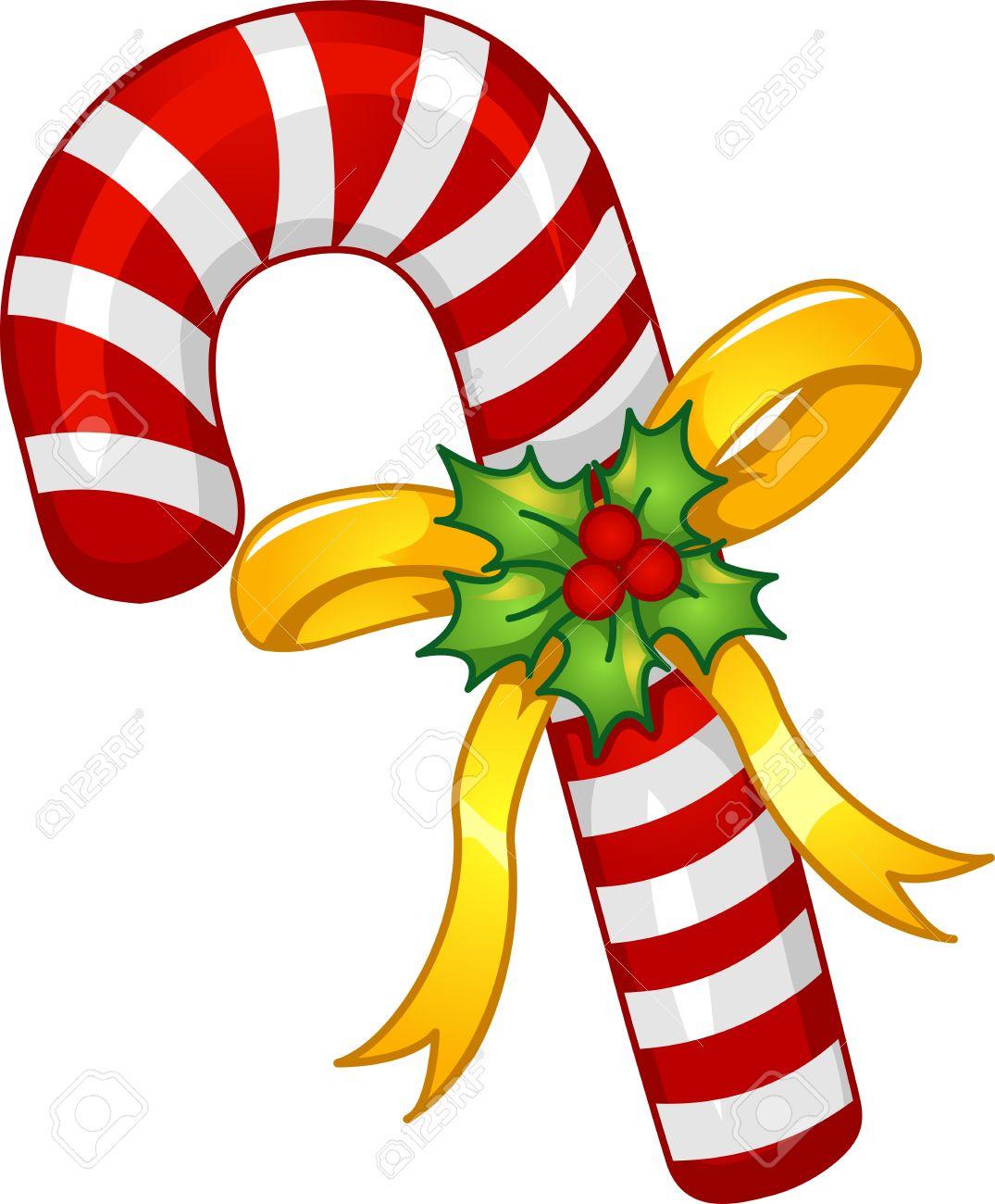 1075x1300 Candy Cane Clipart December