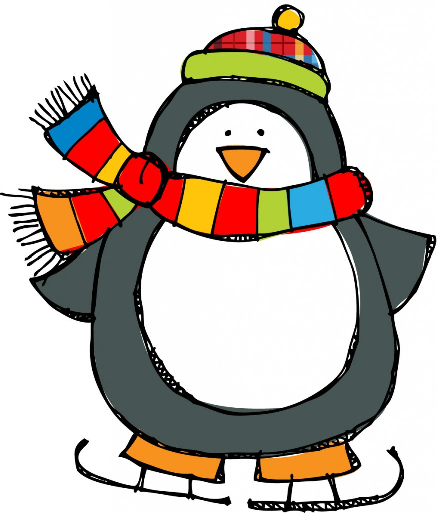 876x1024 Best Penguin Clip Art