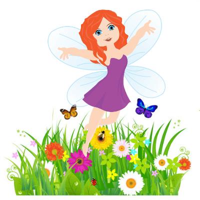 400x400 Garden Fairy Clipart Amp Garden Fairy Clip Art Images