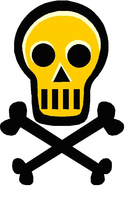 551x850 Symbol Clipart Toxic