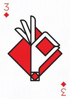 Deck Of Card Symbols Clipart