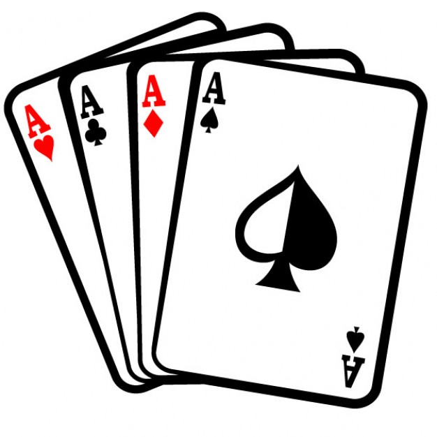 626x626 Four Aces Poker Cards Clip Art Tattoos Poker, Clip
