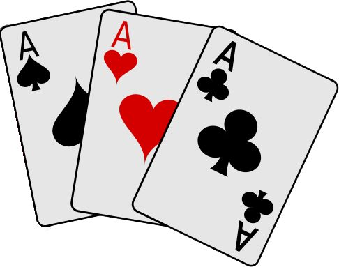 Deck Of Cards Clipart