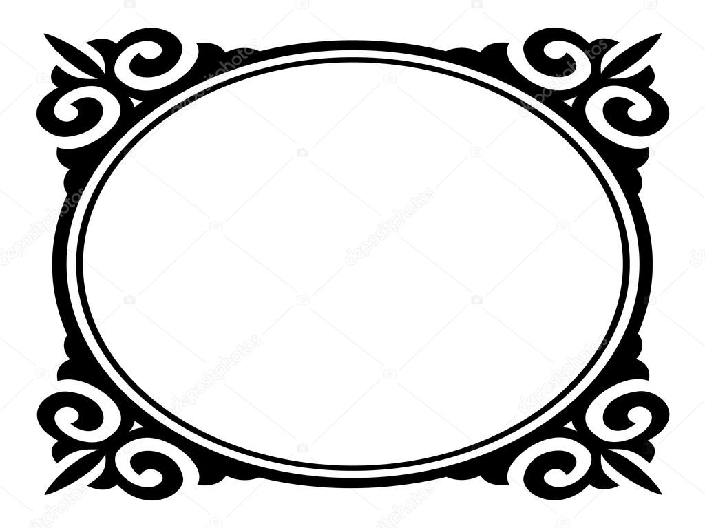 1024x767 Oval Frames Stock Vectors, Royalty Free Oval Frames Illustrations