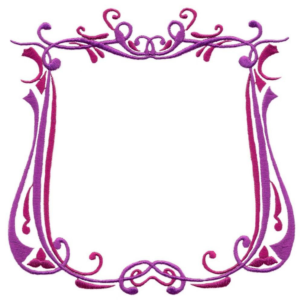 996x1000 Decoration clipart fancy border frame