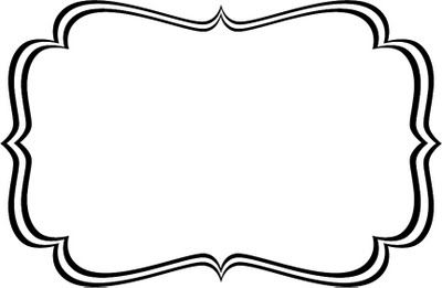 400x261 Label Template