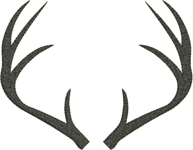 631x490 Deer Antler Clip Art Many Interesting Cliparts