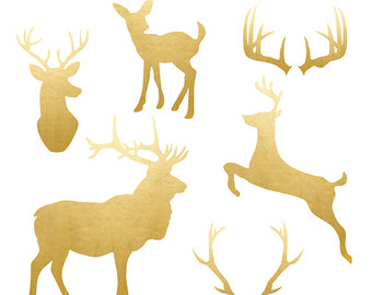 340x270 Baby Deer Clipart Etsy
