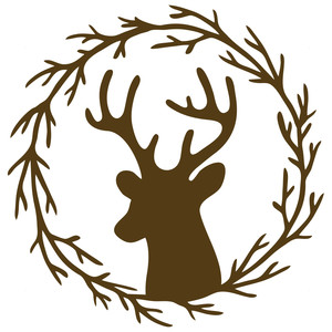 300x300 Deer Antler Clip Art Use These Free Images For Your Websites
