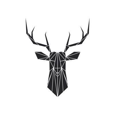 400x400 Deer Posters