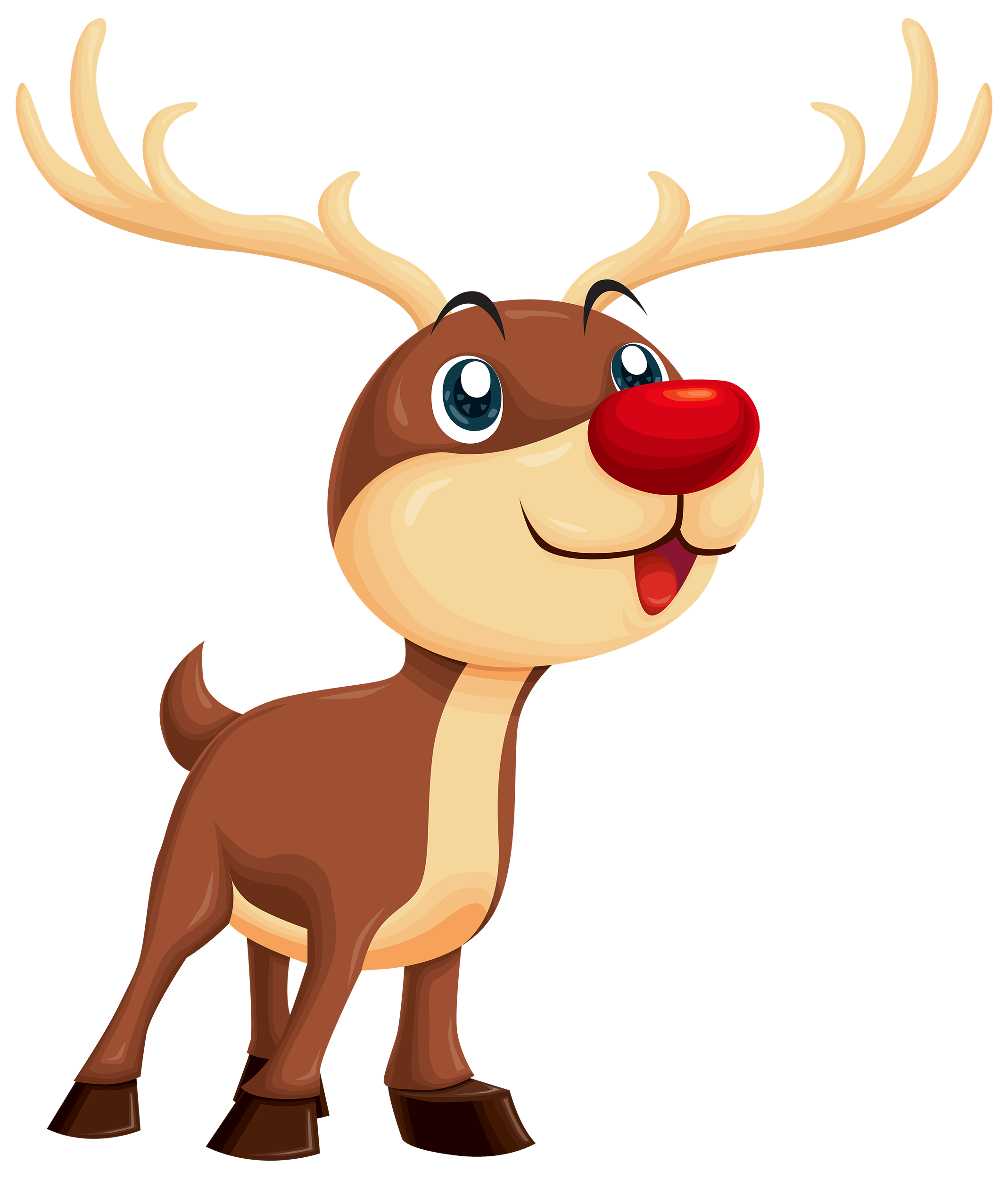 2138x2500 Rudolph Png Clipart