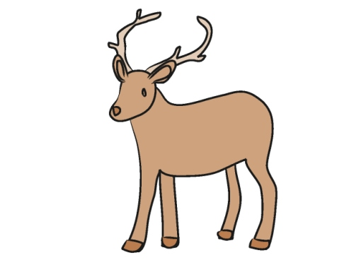 500x375 Search Results Search Results For Deer Clipart Pictures Image 8