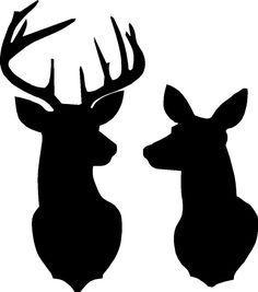 236x267 Taylor Amp Landon Glitter Deer Silhouette
