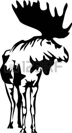 246x450 Top 83 Moose Clipart