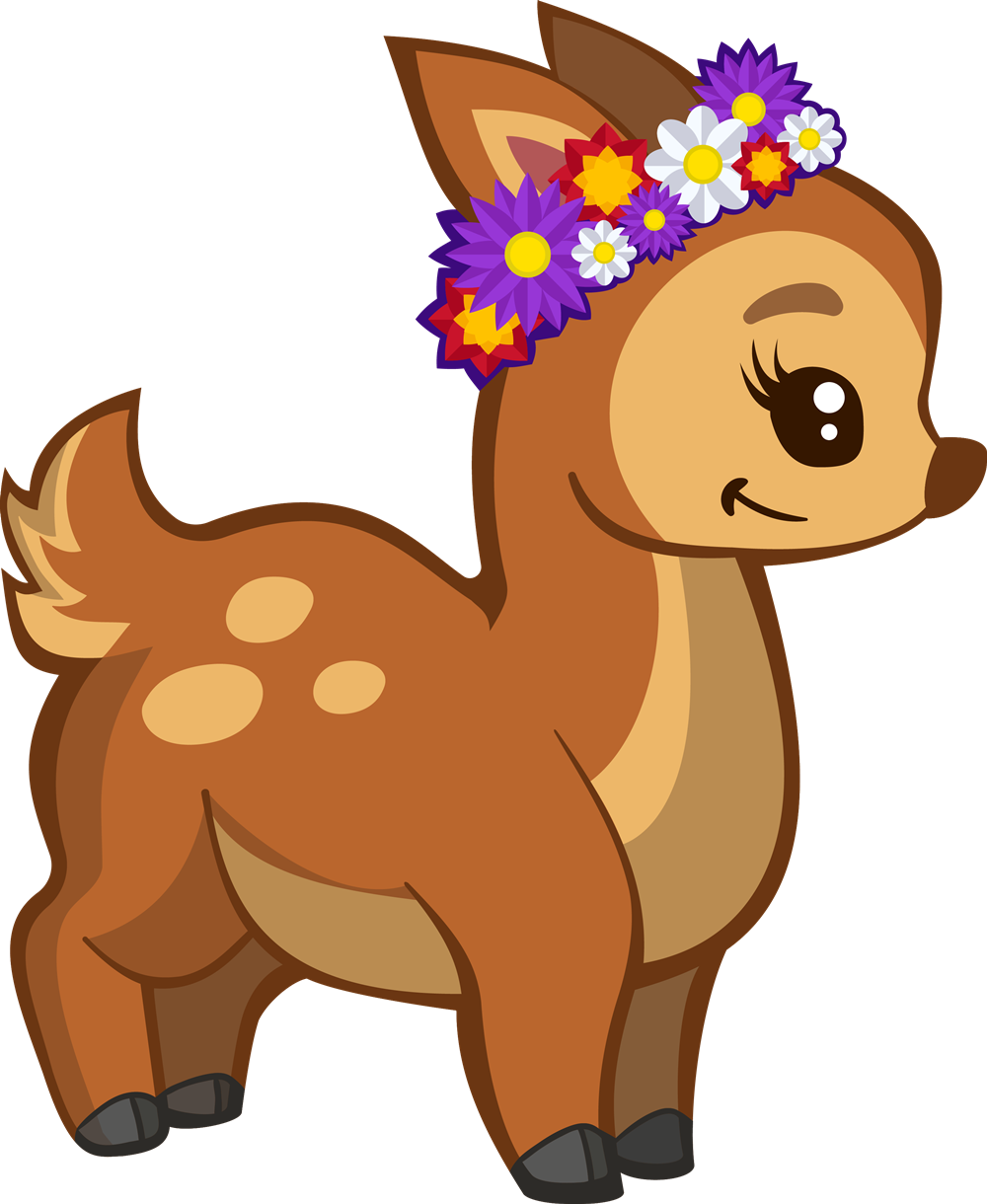1000x1220 Deer Clipart Female Deer