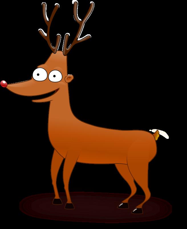 656x800 Mule Deer Clipart