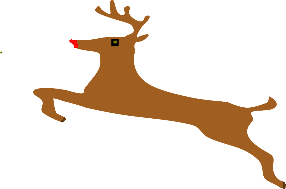 960x634 Stag Clipart Animal