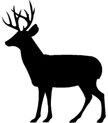 350x400 Deer Doe And Buck Family 2 Key Rack With Hooks