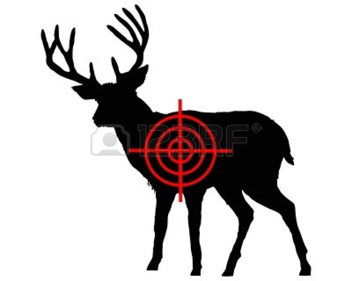 1200x960 Deer Silhouette Clipart