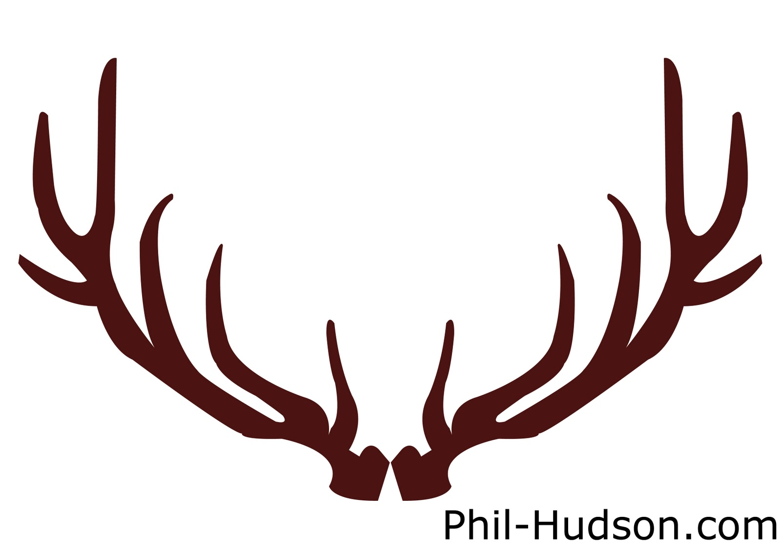 1600x1131 Antler Clip Art Many Interesting Cliparts