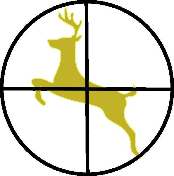 594x599 Deer Hunter Clip Art