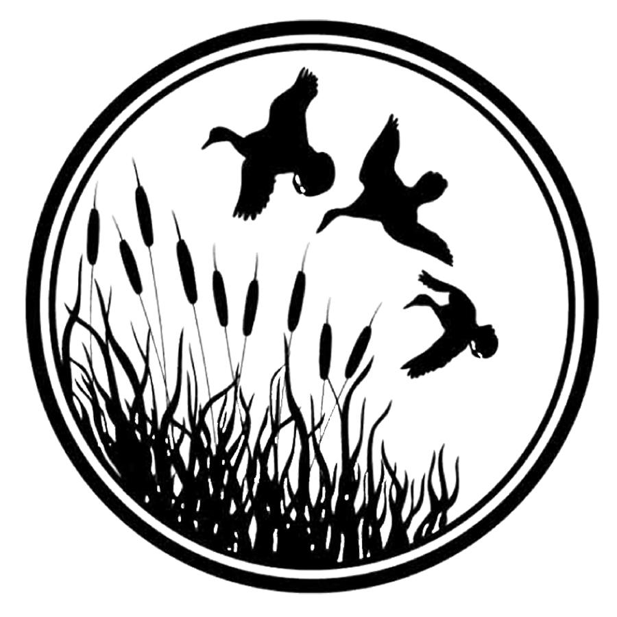 900x900 Deer Clipart Duck Hunting